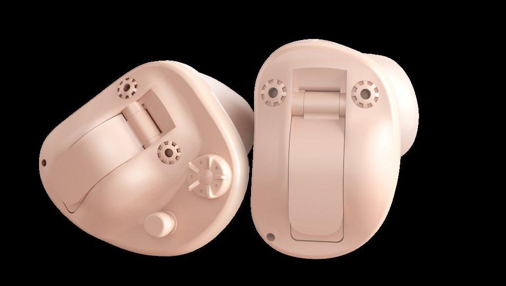 Widex Custom in-the-ear hearing aid