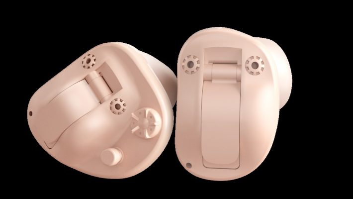 Widex Custom in-the-ear hearing aid