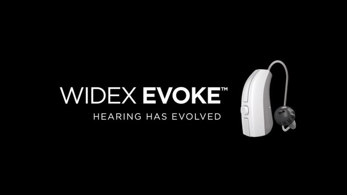 Watch: Introducing the Widex EVOKE hearing aid